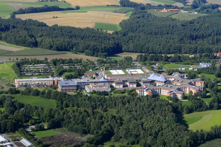Medizin Campus Oberfranken – Luftbild