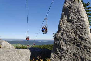 Tourismuswirtschaft Fichtelgebirge – Seilbahn am Ochsenkopf