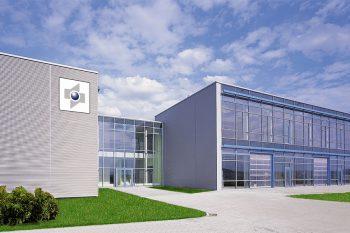 Gebäude der Neuen Materialien Bayreuth